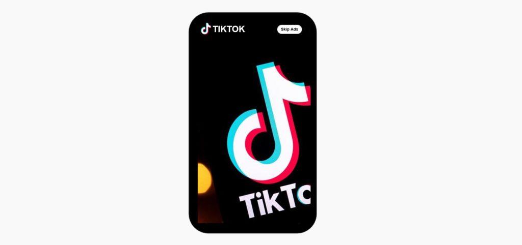 TikTok Ads : Splash page ou brand take over