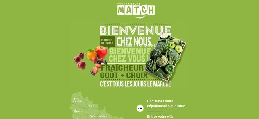 Boutique PrestaShop : Match