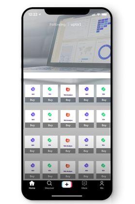 Tiktok Collection Ads, article upto1 sur les nouvelles fonctionnalités TikTok Ads